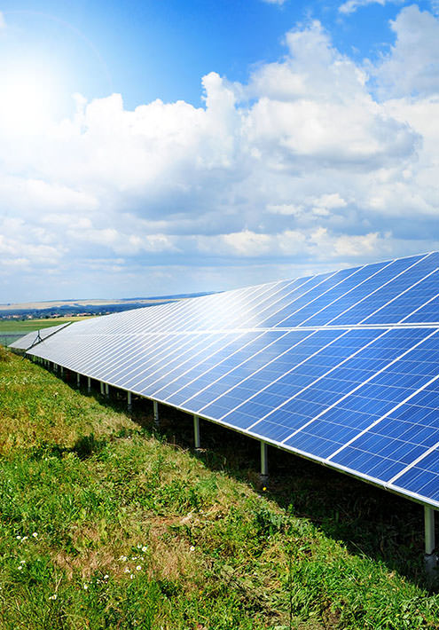Commercial Solar Panel Cleaning