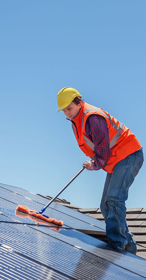 Residential Solar Panel Cleaning Las Vegas Nv