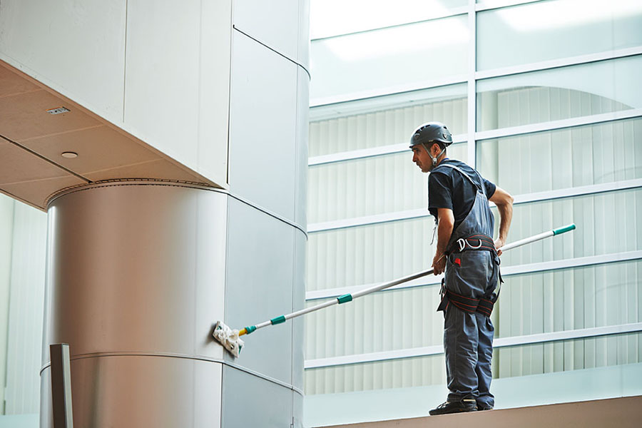 Window Cleaning Vegas Cleaning Building Exterior